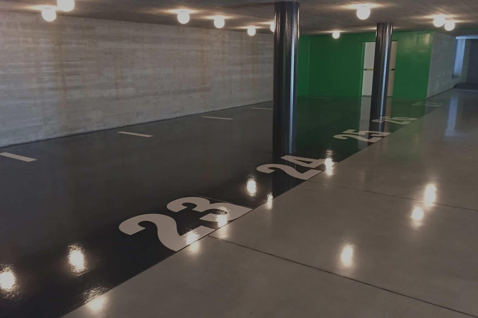 Pavimenti in resina per le pavimentazioni industriali