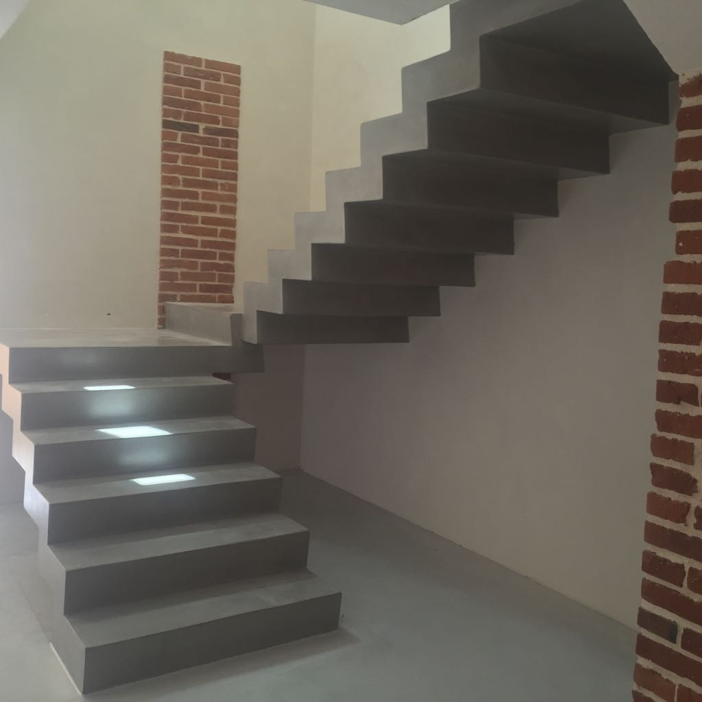 rivestimento scale interne